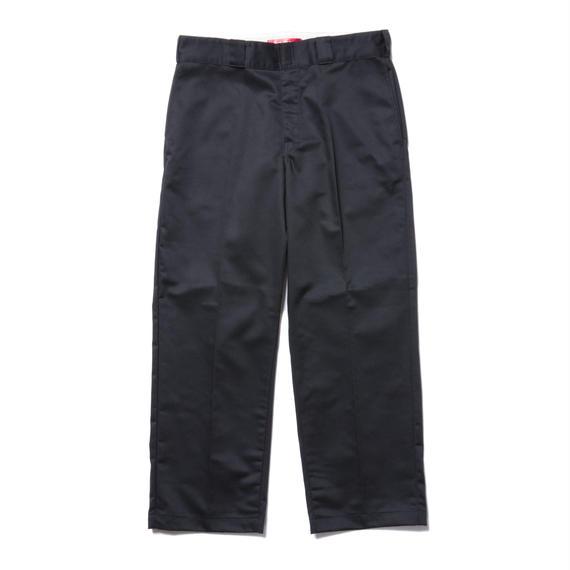 NEARSIGHT TWILL PANTS (BLACK)