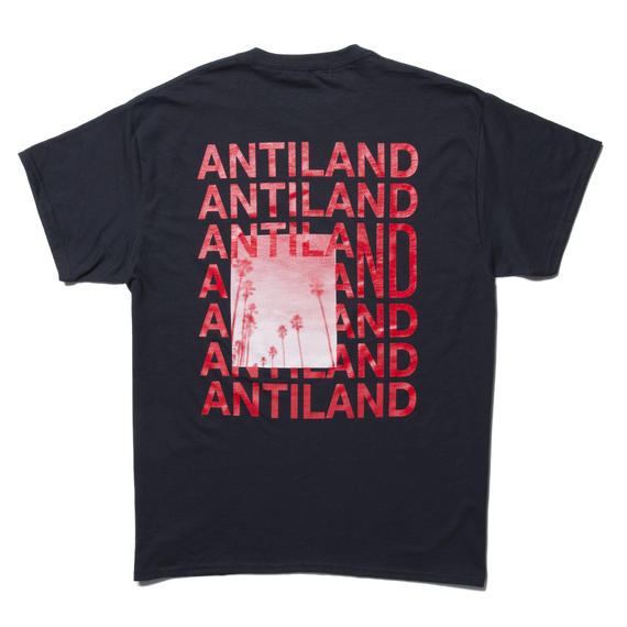 TEE (ANTILAND) BLACK