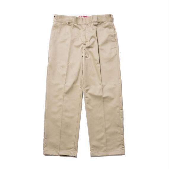 NEARSIGHT TWILL PANTS (BEIGE)