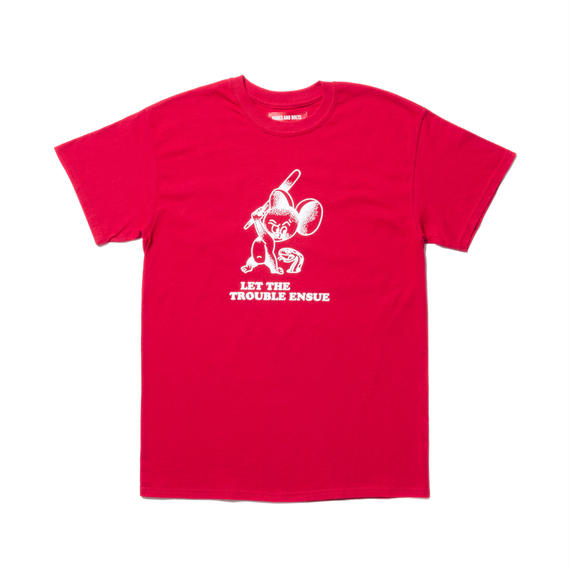 TEE (TROUBLE) RED