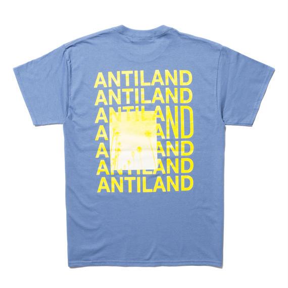 TEE (ANTILAND) INDIGO BLUE