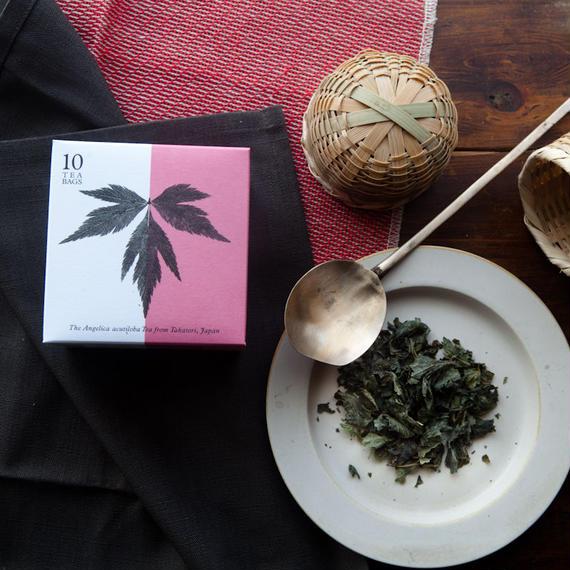 奈良高取の寒さにまけない大和当帰茶(ティバッグ10個入)