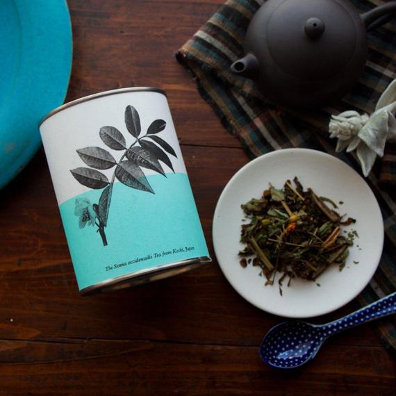高知・黒潮町の視界すっきり花はぶ茶(リーフ/缶)