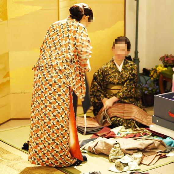 キモサト パーソナルコーディネート(半蔵門・竹ノ輪ルーム限定)