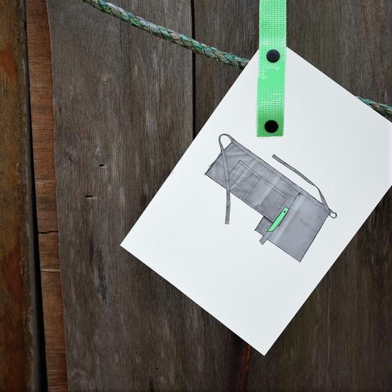 Sarong apron(Take Product)