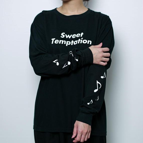 POPS/LONG-SWEET-BLACK