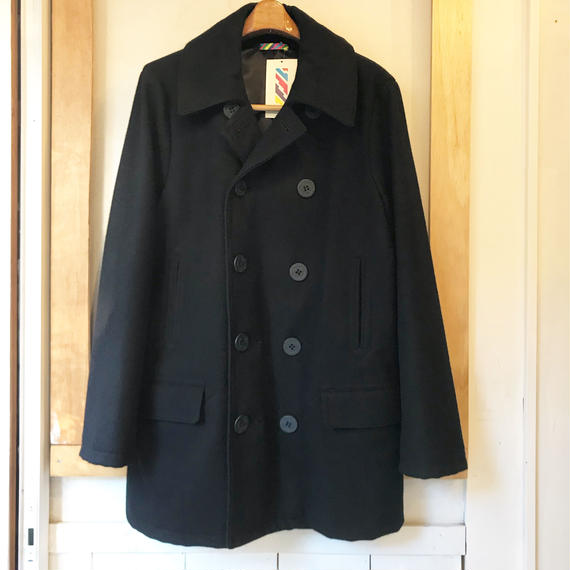 is-ness  KUSUGURU  PEA COAT