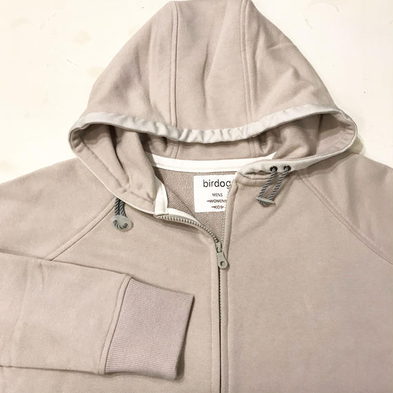 birdog SWEAT PARKA GRAY