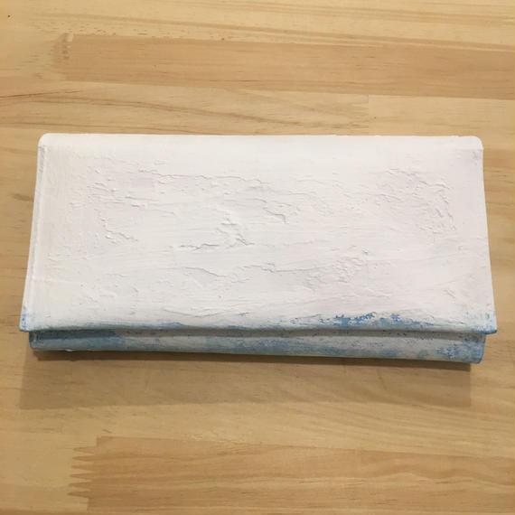 カガリユウスケ  タテイスカンナの壁 長財布