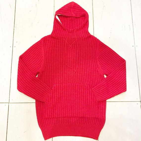 Y.O.N.  Cashmere wool Knit Hoody