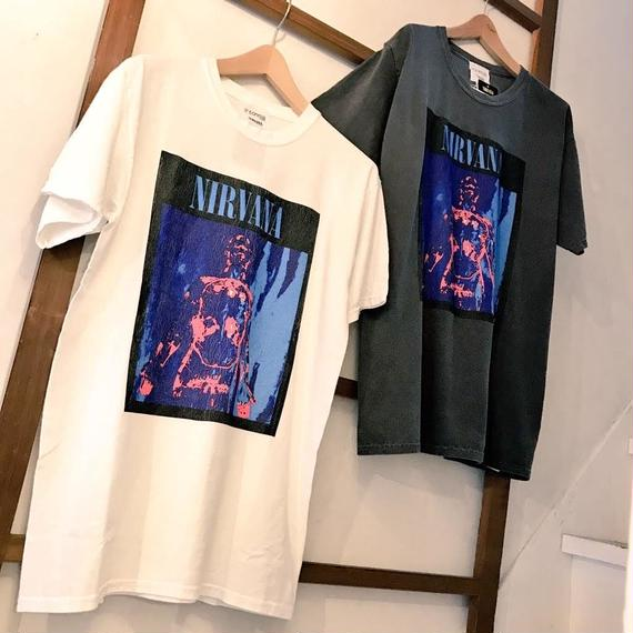 Insonnia projects NIRVANA 90'S VINTAGE TEE