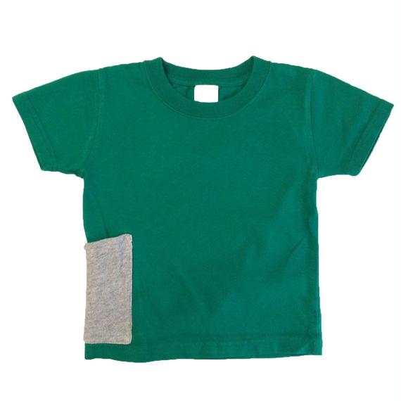 【Anti-weathers】    Anti-mosquite  Kid's  Tee     green