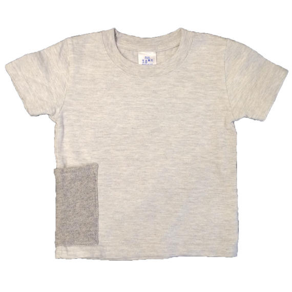 【Anti-weathers】    Anti-mosquite  Kid's  Tee   oatmeal