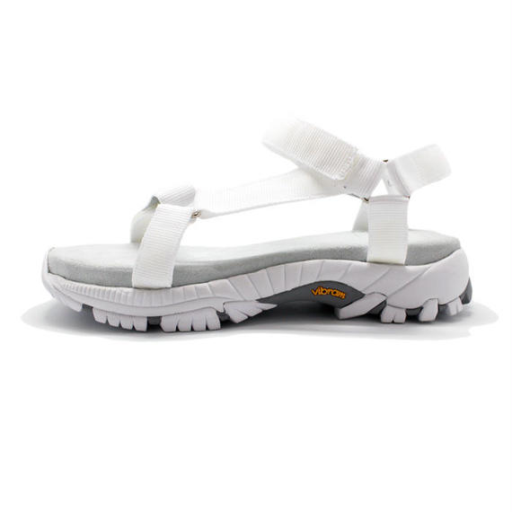 """【UNITED LOT】  """"Sport Sandals"""" -Vibram Hitech Sole-(White)"""