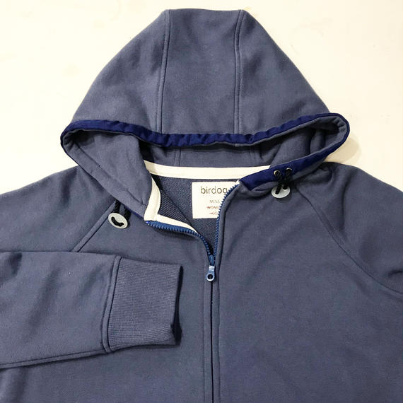 birdog   SWEAT PARKA   NAVY
