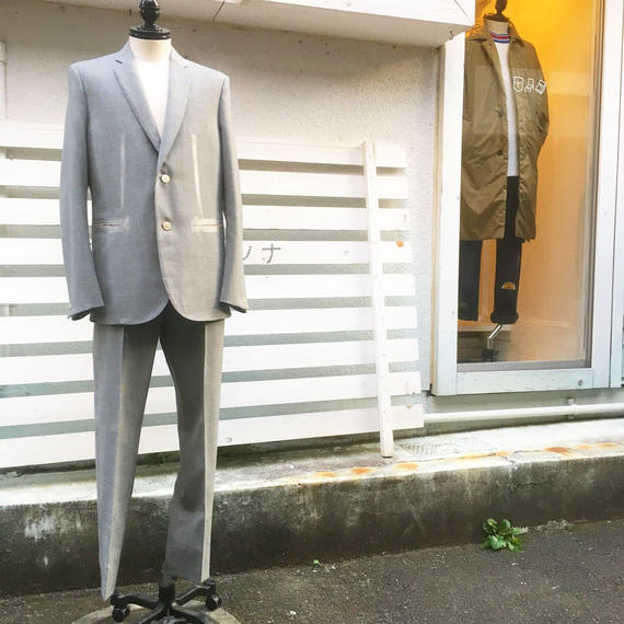 Y.O.N (catchball&sons) seam tape Suit  (tateisucanna only)
