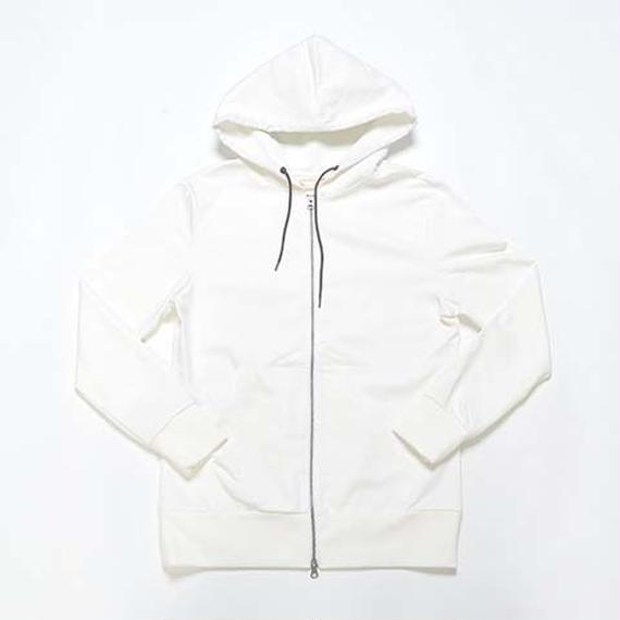 DEEPER'S WEAR    ONE SWING PARKA WHITE