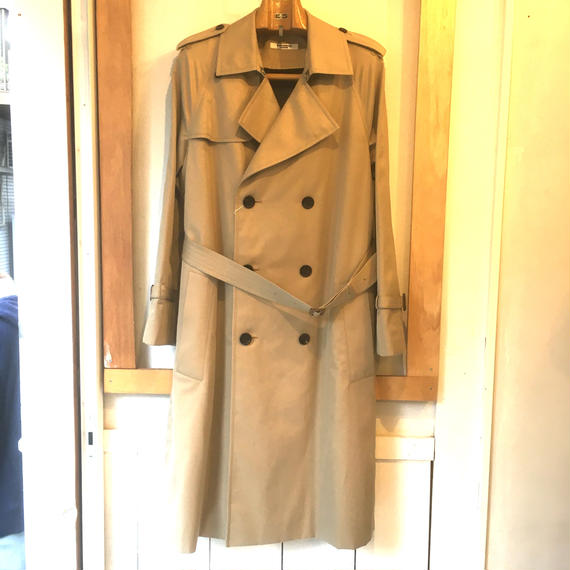 Y.O.N (catchball&sons) TRENCH COAT