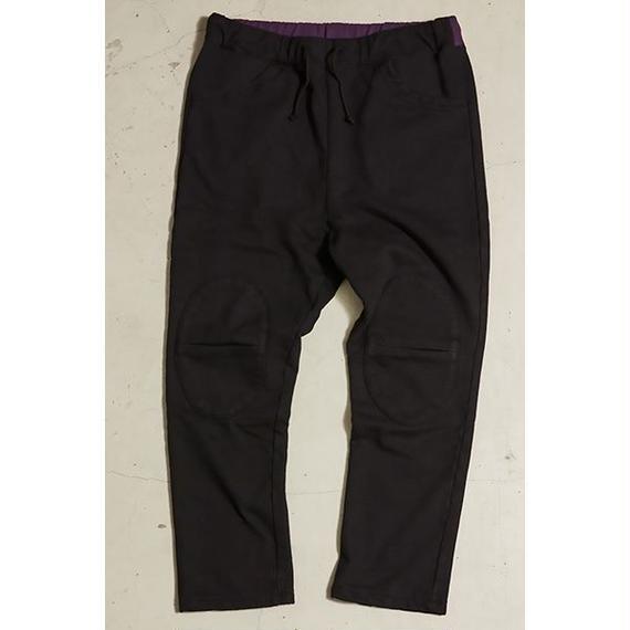 AlexanderLeeChang    SWEAT SKIKNEE PANTS    BLACK