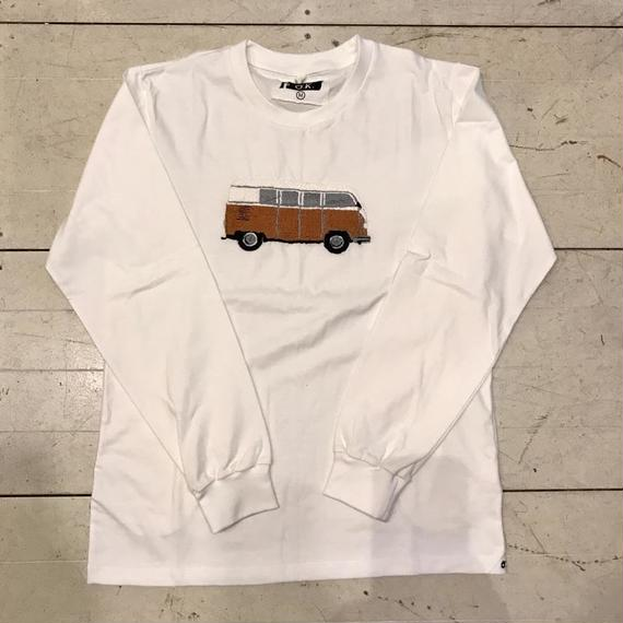 【OK】VW L/S TEE WHITE