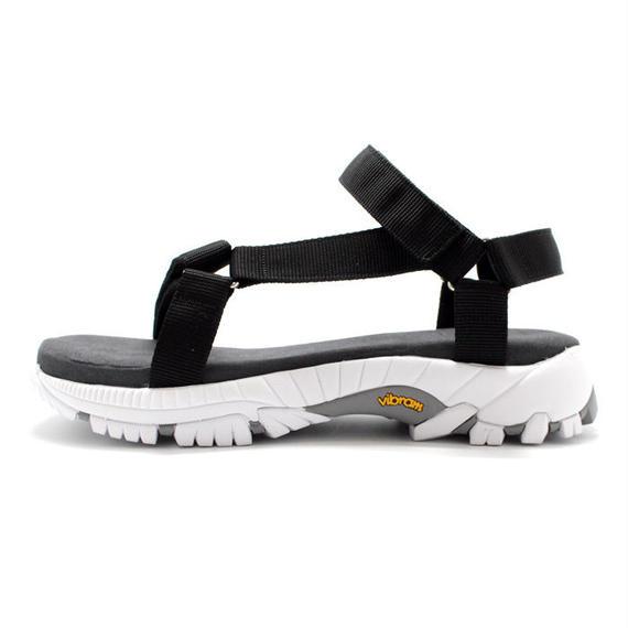 "【UNITED LOT】  ""Sport Sandals"" -Vibram Hitech Sole-(Black)"