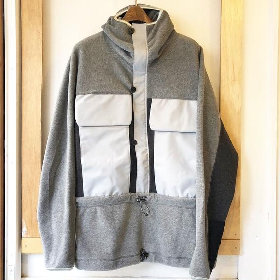 is-ness / LS ANORAK FLEECE PULLOVER JACKET
