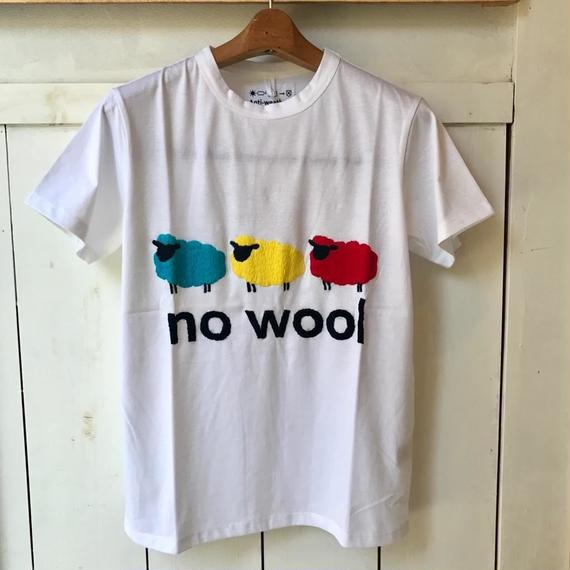 【Anti-weathers】NO WOOL Tee