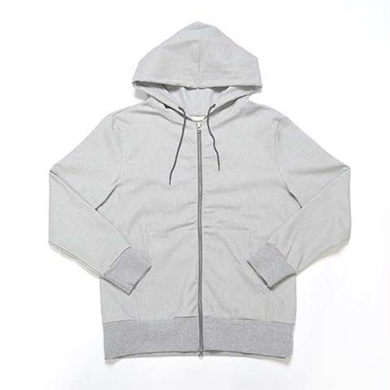 【 DEEPER'S WEAR 】  ONE SWING PARKA GREY