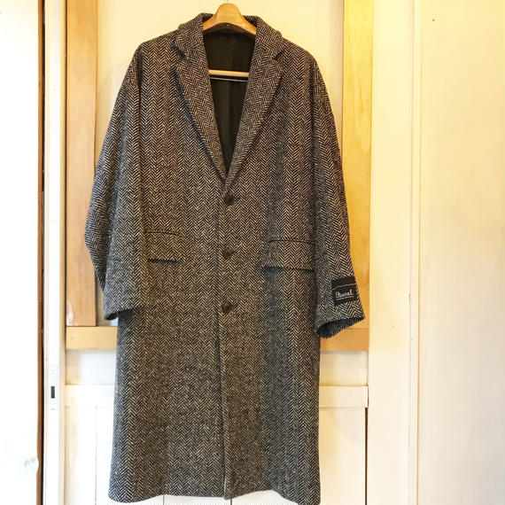 is-ness   WOOL OVER COAT
