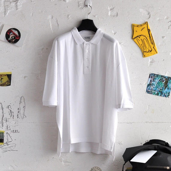 ★ WILLY CHAVARRIA - CHOLO POLO (WHITE) ★