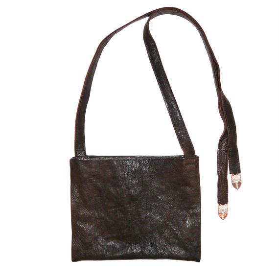 Goatskin Strap Bag.