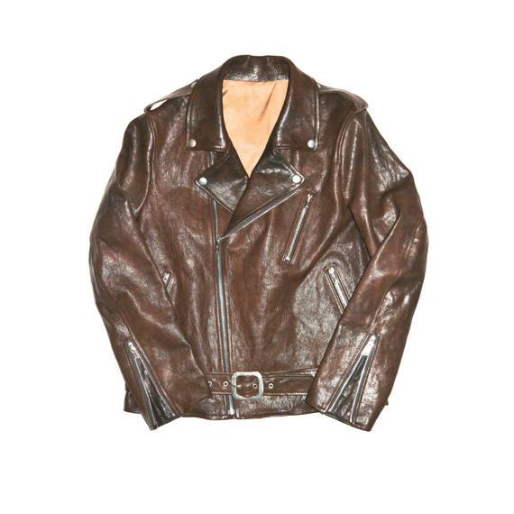 Motorcycle Goatskin Jacket.