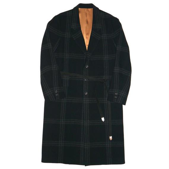 Blancket Chesterfield Coat.