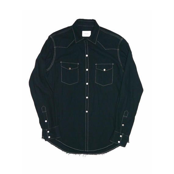 Flannel Western Shirt.