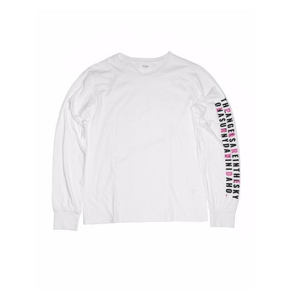 Portland L/S T-shirt.