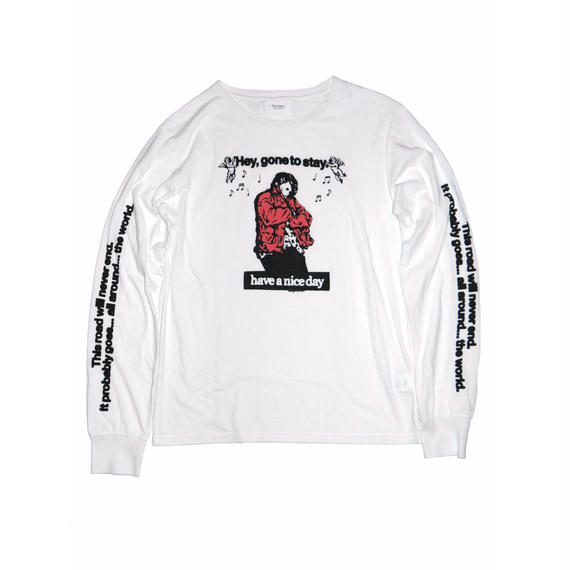 Mike L/S T-shirt.