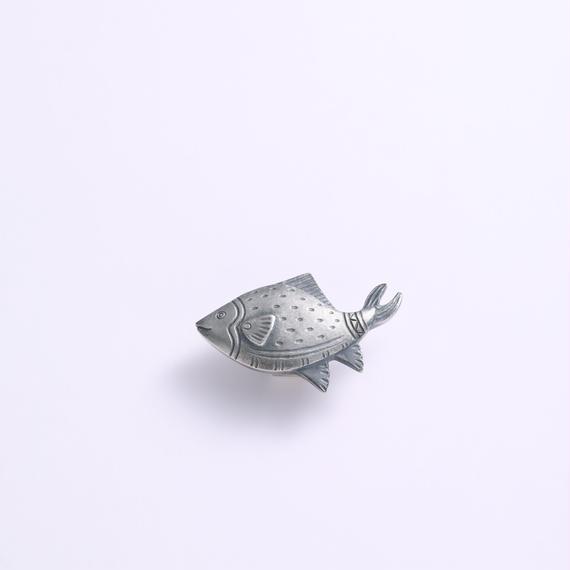 帯留 Fish