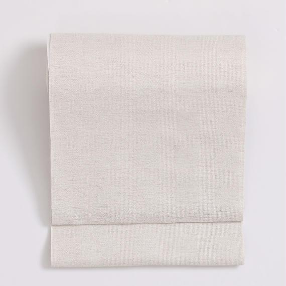 名古屋帯 桐生 麻和紙八寸