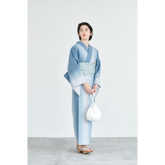 ゆかた ボカシ/ブルー