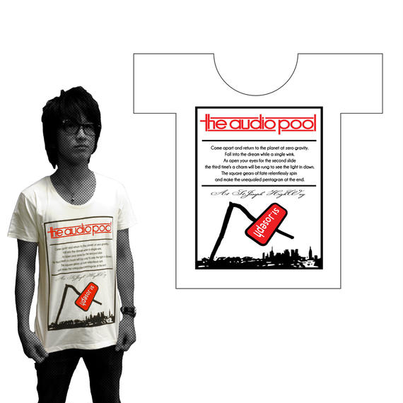 the audio pool St.Joseph Tee