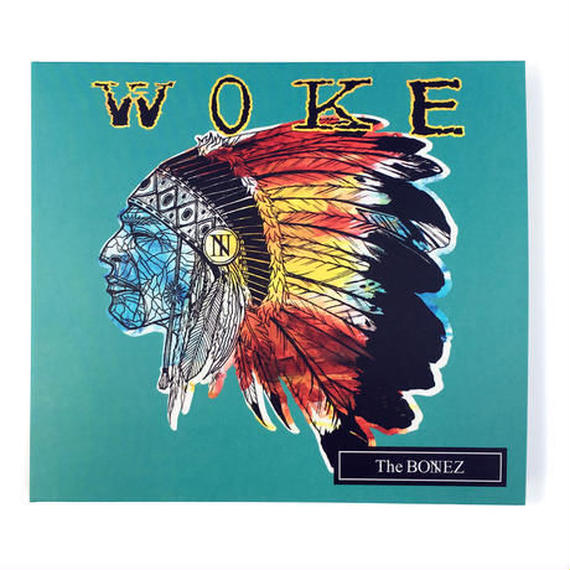 The BONEZ / WOKE (TBRD-0509)