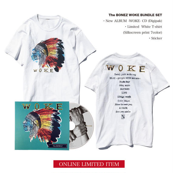 WOKE - Bundle Set - 2nd Order