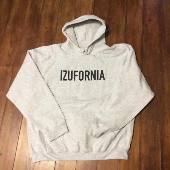 IZUFORNIA HOODED L/S【ashgrey】
