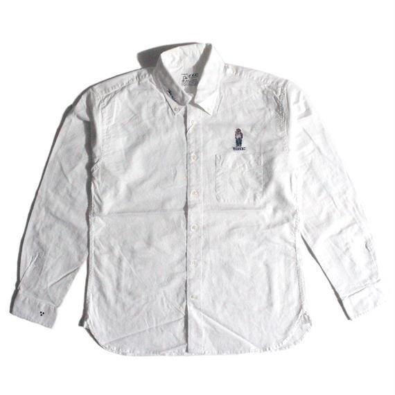 """HOMEBOY"" (BD-OXシャツ/ホワイト) #EXC-7SH03"