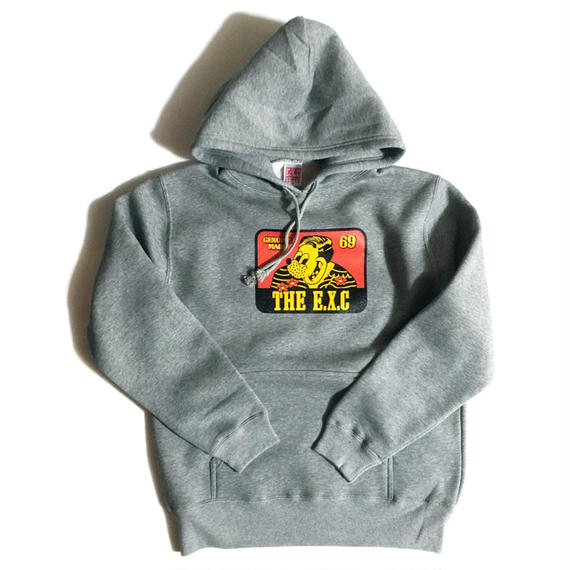 """TRADITIONAL"" (GRAY/HOODIE) #EXC-BSPK01"