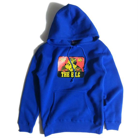 """""""TRADITIONAL"""" (BLUE/HOODIE) #EXC-BSPK01"""