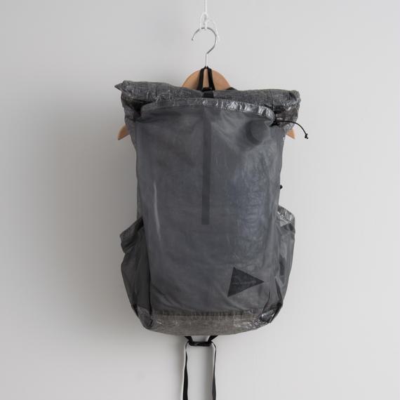 and wander / Cuben fiber backpack (260g)