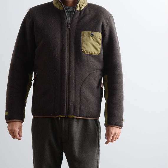FUJITO / Fleece Blouson