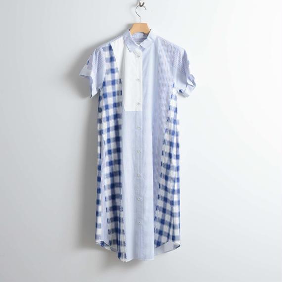 nooy / ディッキーシャツドレス