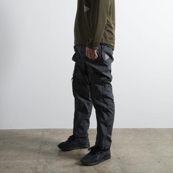 and wander / 3L light rain pants